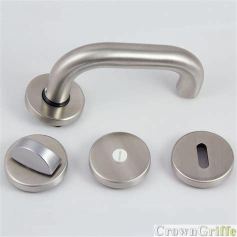 steel door handle sets