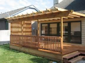 Backyard decks and patios submited images
