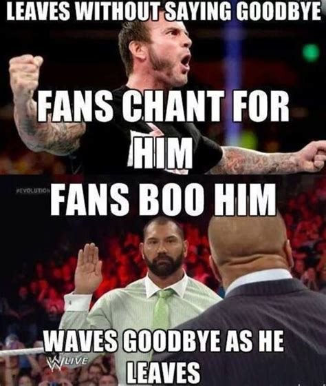 Memes Wwe - bad t s favourite wwe memes wrestling amino