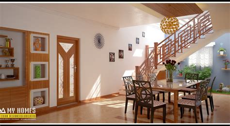 dining kitchen living room interior designs kerala home dining room design archives kerala interior designers