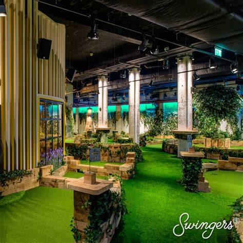 swing party london swingers crazy golf city of london london bar reviews