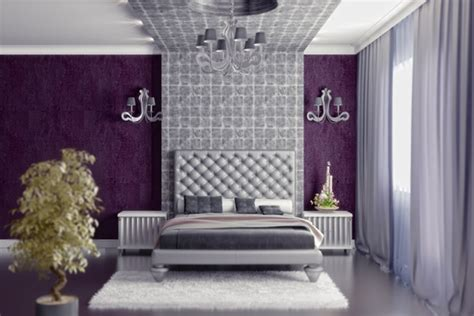 deep purple and grey bedroom 5 awesome purple bedroom ideas