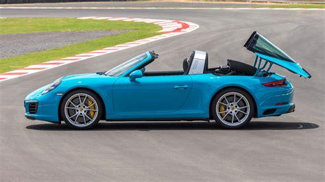 Porsche 911 Carrera Targa by Porsche 911 Targa 4 2016 Review Car Magazine