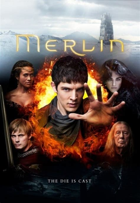 the merlin trilogy merlin series five trailer released by