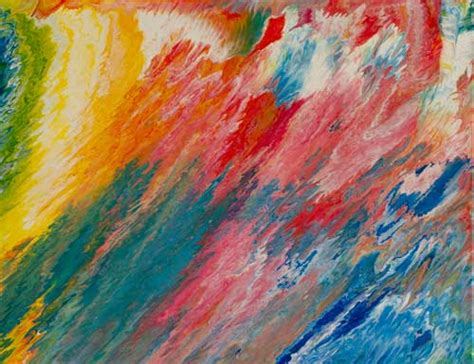 patterns in nature rainbow natures colours inspires rainbow abstract paintings lisa