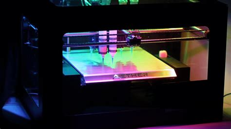 aether enters multiple  bioprinting collaborations