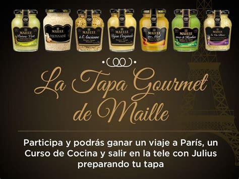 canal cocina concursos la tapa gourmet de maille concursos canalcocina