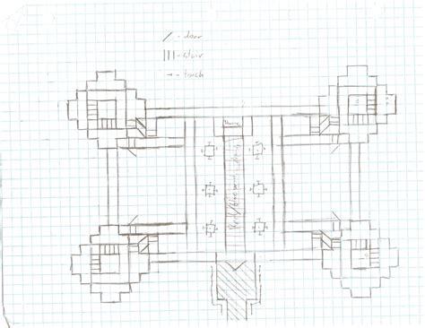 house schematics minecraft castle building plans www pixshark com
