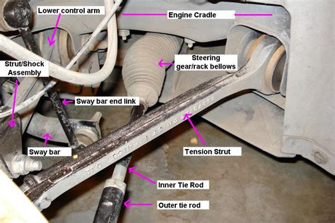 Tension Struts Chrysler 300 by Front Rear Suspension Diagram Chrysler 300c Forum 300c
