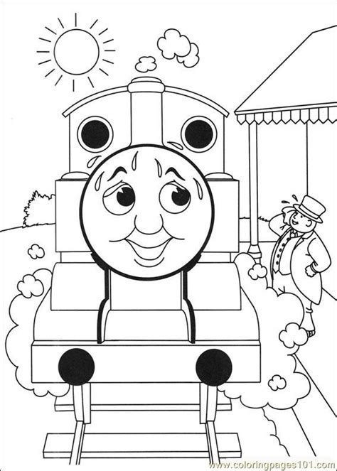 thomas coloring pages free printable coloring pages thomas and friends 25 cartoons gt thomas