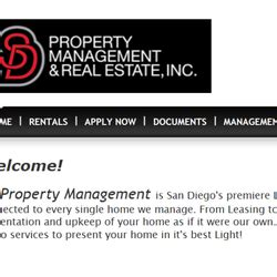 Sd Apartment Management Office Sd Property Management Real Estate Inc Kearny Mesa