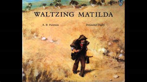 waltzing matilda waltzing matilda
