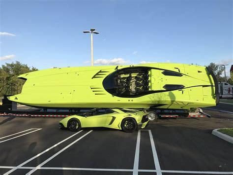 mti lamborghini boat price buy this aventador sv and a matching mti g6 boat