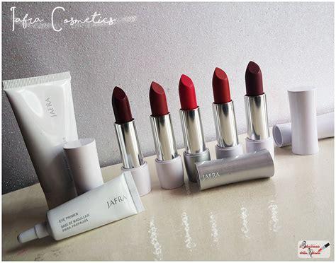 Maskara Jafra recensione jafra cosmetics makeup lipstick e primer il barbatrucco della mokarta