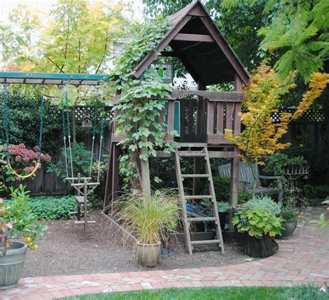 small backyard play structures easy steps for building raised beds gardens growing plants and the box