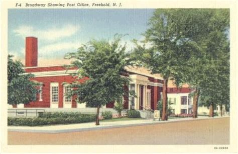 Chasse Post Office by Freehold And Performing Arts Center