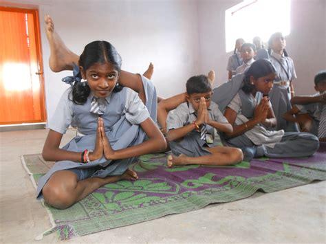 yoga in    A Bengaluruean Narrative