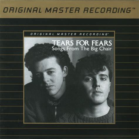 Songs From The Big Chair by Songs From The Big Chair Roland Orzabal Curt Smith