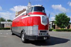 multi million dollar gmc futurliner to be auctioned by ebay motors