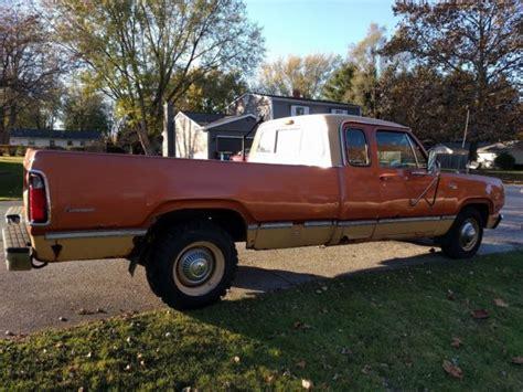 1974 Dodge D200 Adventurer for sale   Dodge Other 1974 for