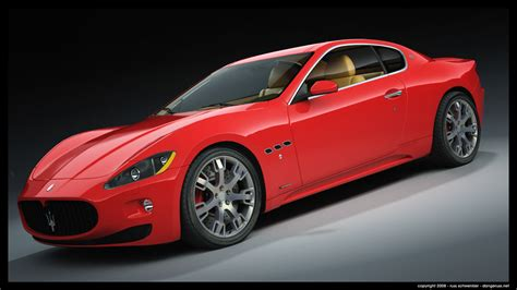 maserati red maserati gts red studio by dangeruss on deviantart