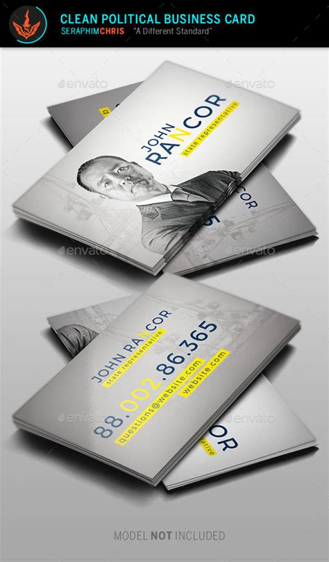 political business cards template political caign mailer flyers 187 tinkytyler org stock