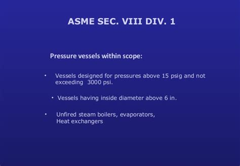 asme section 8 div 1 asme sec viii div 1 icb