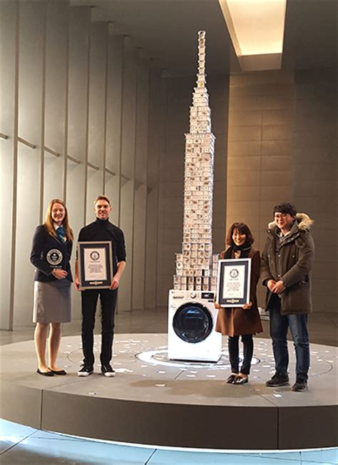 tallest house lg electronics and cardstacker bryan berg build record