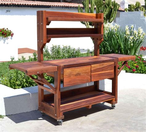 potters benches eli s potting benches built to last decades forever redwood