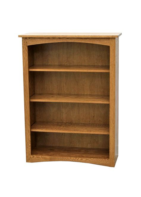 48 quot shaker bookcase craft furniture