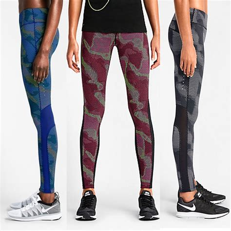 blue patterned workout patterned workout capris breeze clothing