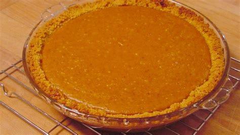 fresh pumpkin pie recipe allrecipes com