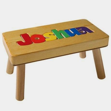 Puzzle Stools For Toddlers by From Britt S Eye View August 2014