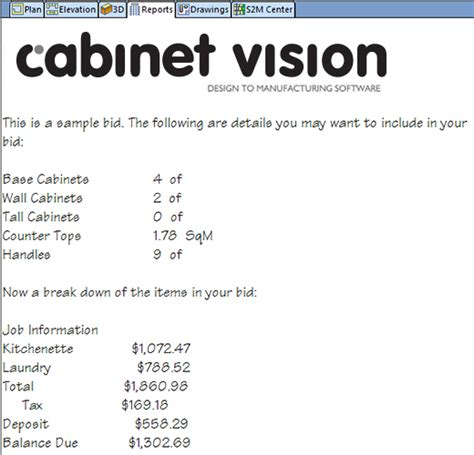 cabinet vision the software solution for cabinet