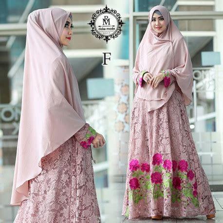 Baju Muslim Syari Lyra Lyra Virna F Pusat Busana Gaun Pesta Muslim Modern