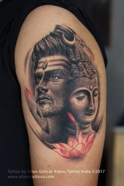 lord shiva tattoo shiva tattoo aliens tattoos mumbai