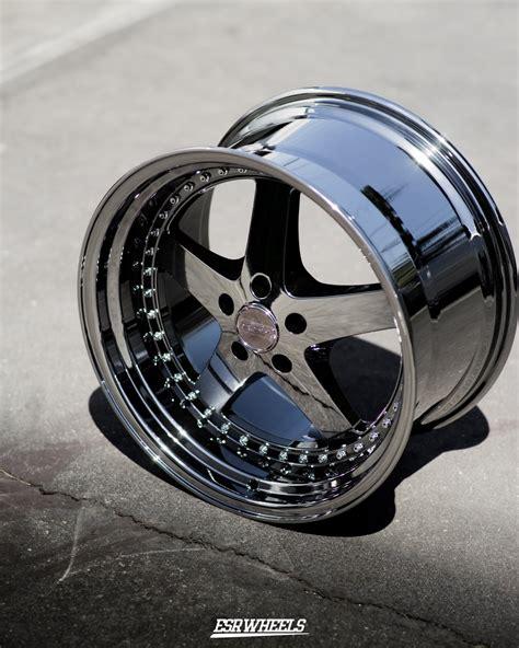 black chrome esr sr04 black chrome
