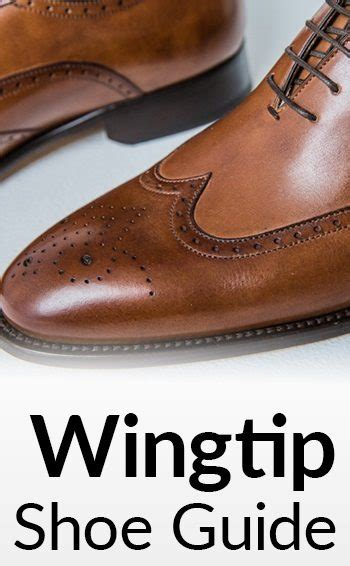 tattoo goo boots a man s guide to wingtip dress shoes how full brogue