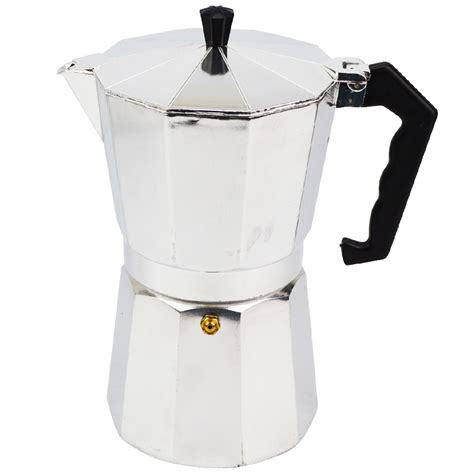 Moka Pot Manual Espresso Coffee Maker 3 Cup coffee maker pot 3 6 9 12 cups espresso pot aluminum moka pot coffee maker moka espresso latte