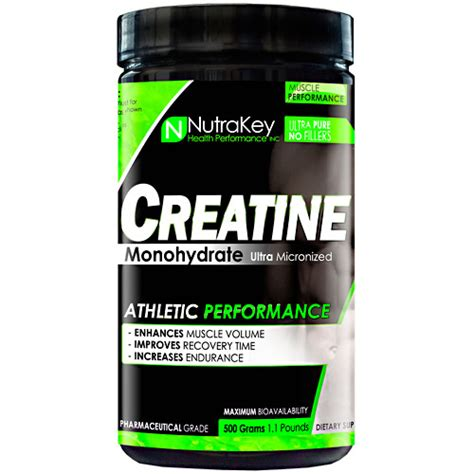 Creatine Rsp 500gram nutrakey creatine monohydrate 500g 500 grams