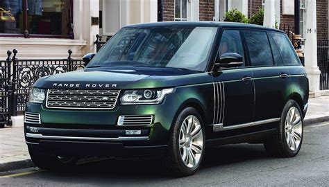 expensive land rover the most expensive range rover sold photo gallery