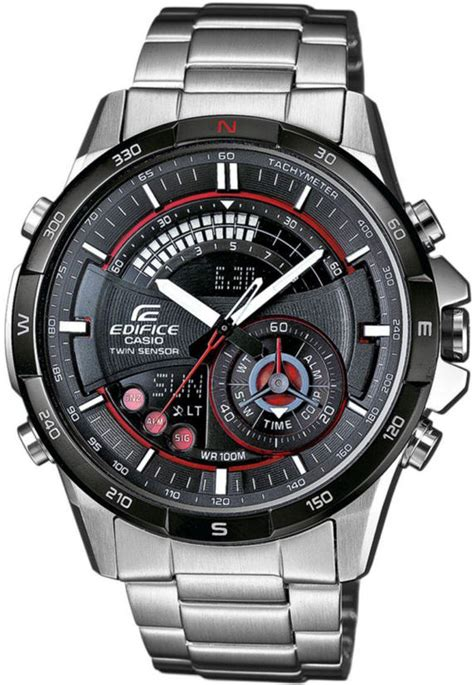 Casio Thermometer casio edifice compass thermometer era200db 1a