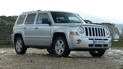 Jeep Patriot Crd Review Jeep Patriot 2 2 Crd Technical Details History Photos On