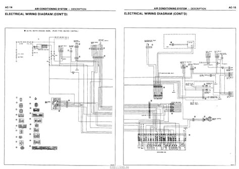 3sge beams wiring diagram 25 wiring diagram images