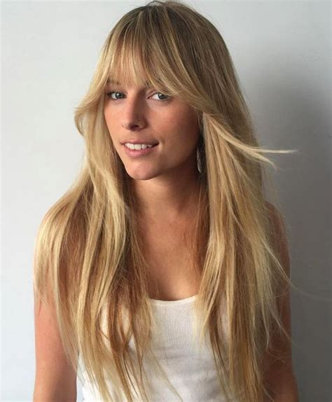 how to achieve the new haircut the lob 84 best images about long hair on pinterest