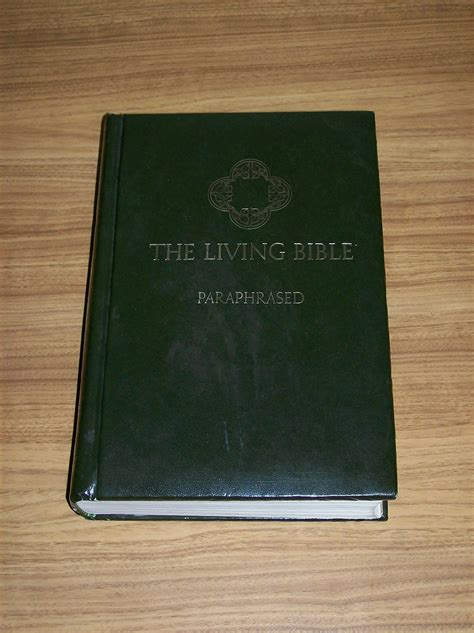 The Living Bible the living bible