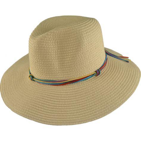 accessories womens wide brim retro summer sun hat