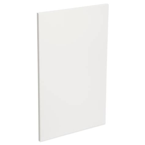 Gloss White Cabinet Doors Kaboodle 450mm Gloss White Modern Cabinet Door Bunnings Warehouse