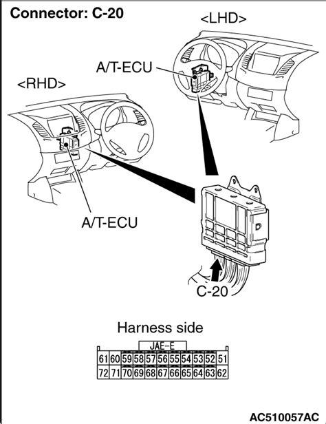 Code No P1773 P0750 Low Reverse Solenoid Valve System