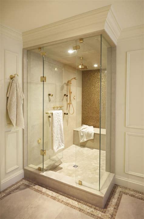ultra moderne badezimmer duschkabine aus glas moderne beispiele archzine net